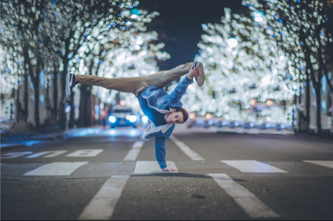 Urban Dance Concept