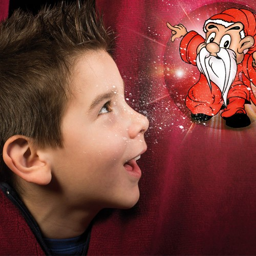 Vacances de rêves de Noël