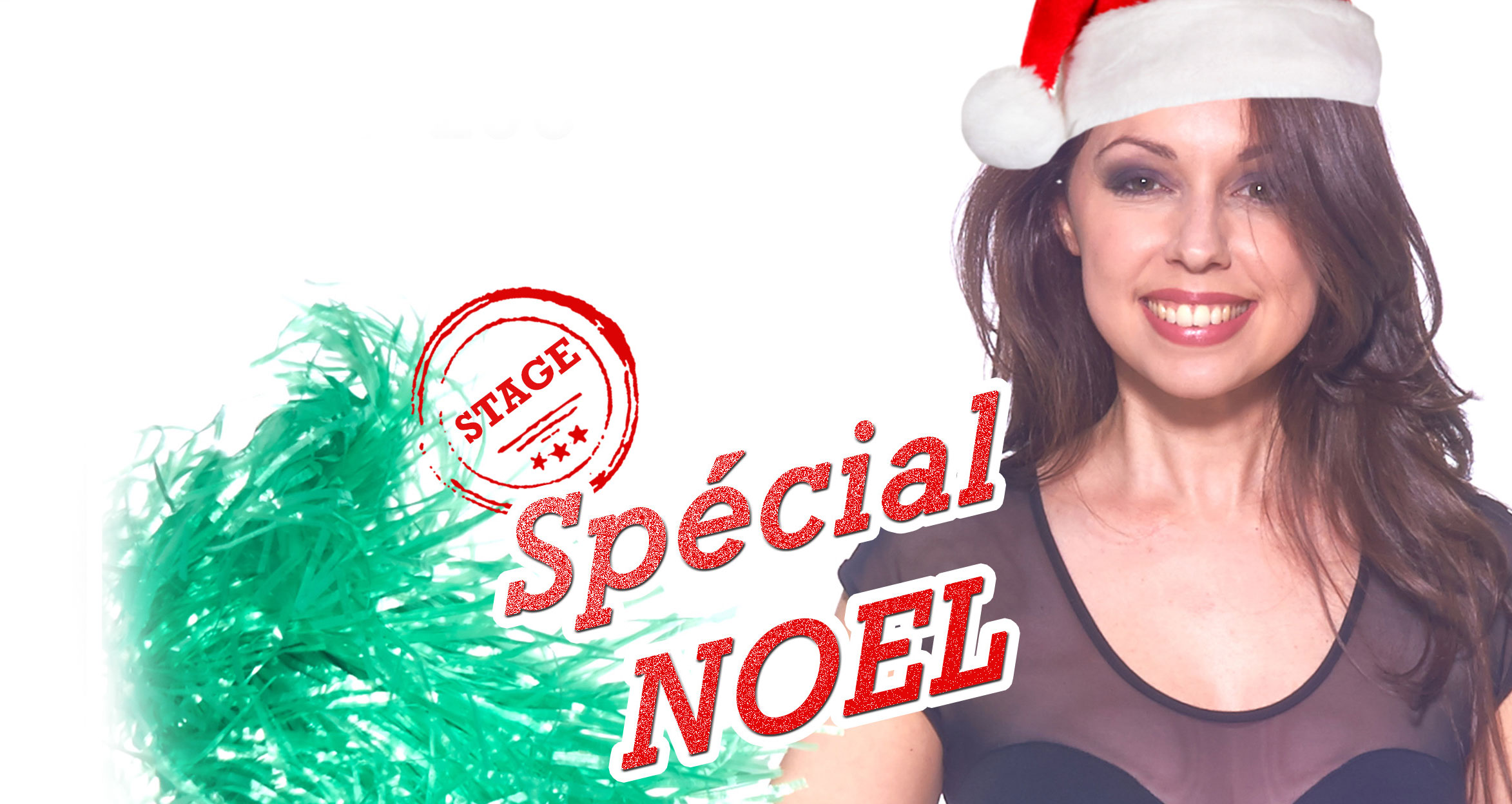 "Danse Pompom ""spécial Noël"""