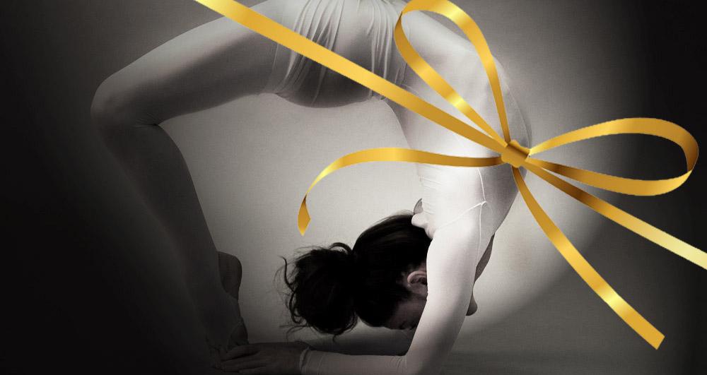 Nadège Paineau - contorsion